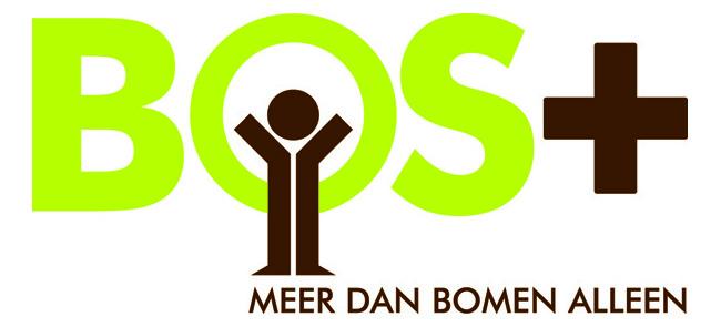 Logo BOS plus qua 100mm